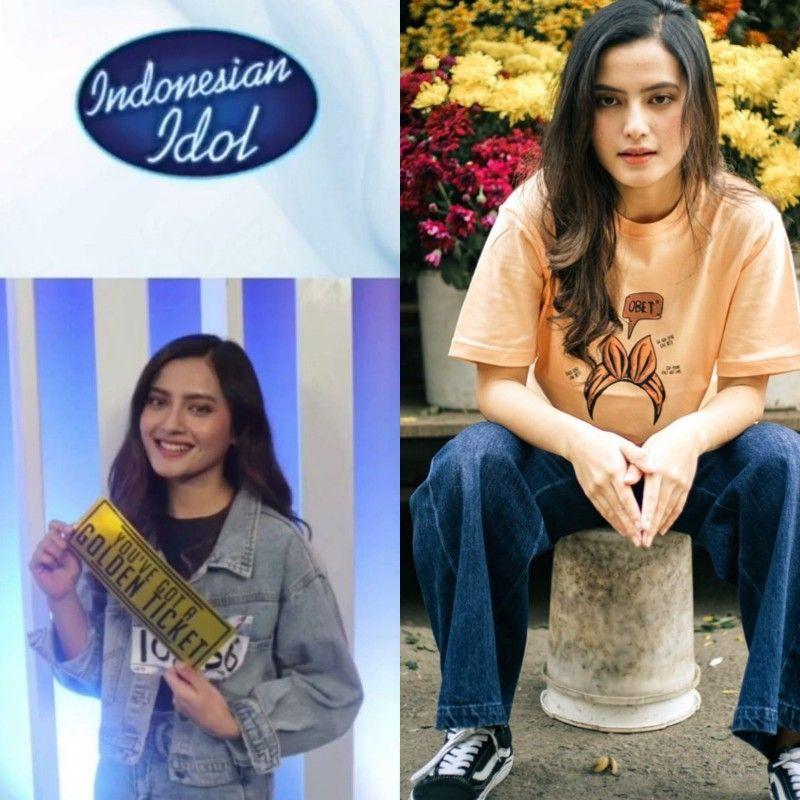 Femila Sinukaban Peserta Idol Asal Medan