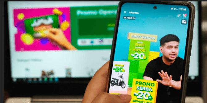 Tren Transaksi Belanja Online Terus Meningkat