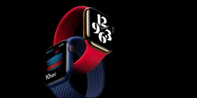 Harga Apple Watch Series 6