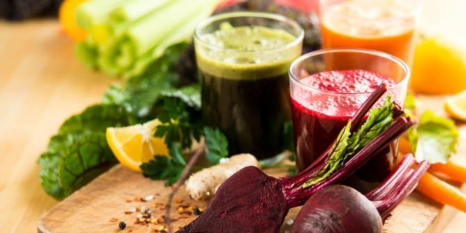 Detoksifikasi Hanya Makan Buah Dan Sayur Tanpa Makanan Lain?