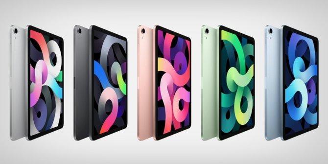 iPad Air Lebih Murah Dan Canggih Dari iPad Pro